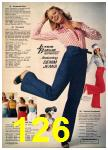 1977 Sears Spring Summer Catalog, Page 126