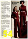 1977 Sears Fall Winter Catalog, Page 54