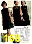 1969 Sears Spring Summer Catalog, Page 168