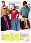 1977 Sears Fall Winter Catalog, Page 523