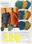 1967 Sears Fall Winter Catalog, Page 329