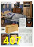 1989 Sears Home Annual Catalog, Page 407