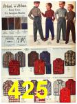 1958 Sears Fall Winter Catalog, Page 425