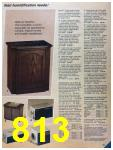 1986 Sears Fall Winter Catalog, Page 813