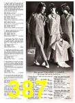 1969 Sears Spring Summer Catalog, Page 387