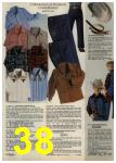 1980 Sears Fall Winter Catalog, Page 38