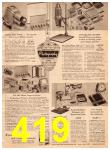 1952 Sears Christmas Book, Page 419