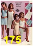 1974 Sears Spring Summer Catalog, Page 175