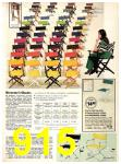 1973 Sears Fall Winter Catalog, Page 915