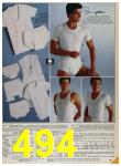 1985 Sears Spring Summer Catalog, Page 494