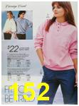 1988 Sears Fall Winter Catalog, Page 152