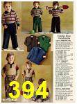 1978 Sears Fall Winter Catalog, Page 394