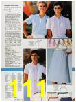 1986 Sears Spring Summer Catalog, Page 111
