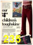 1973 Sears Fall Winter Catalog, Page 235