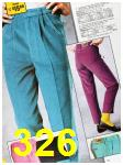 1985 Sears Fall Winter Catalog, Page 326