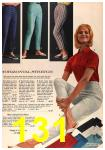 1964 Sears Spring Summer Catalog, Page 131