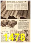 1960 Sears Fall Winter Catalog, Page 1478