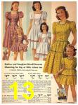 1942 Sears Spring Summer Catalog, Page 13