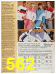 1987 Sears Fall Winter Catalog, Page 562