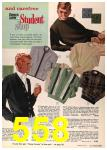 1962 Sears Fall Winter Catalog, Page 558
