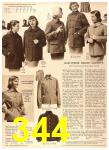 1956 Sears Fall Winter Catalog, Page 344