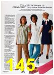 1972 Sears Spring Summer Catalog, Page 145
