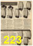 1961 Sears Spring Summer Catalog, Page 223