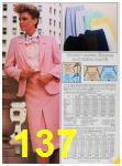 1985 Sears Spring Summer Catalog, Page 137