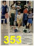 1979 Sears Spring Summer Catalog, Page 353