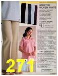 1981 Sears Spring Summer Catalog, Page 271