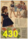 1962 Sears Spring Summer Catalog, Page 430