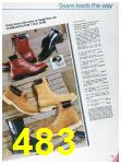 1985 Sears Fall Winter Catalog, Page 483