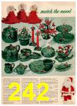 1961 Montgomery Ward Christmas Book, Page 242