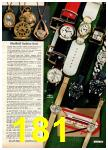1968 Montgomery Ward Christmas Book, Page 181