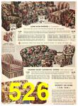 1949 Sears Spring Summer Catalog, Page 526