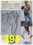 1991 Sears Spring Summer Catalog, Page 299