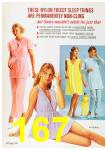1972 Sears Spring Summer Catalog, Page 167