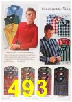 1964 Sears Fall Winter Catalog, Page 493