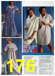 1986 Sears Spring Summer Catalog, Page 176