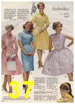 1960 Sears Spring Summer Catalog, Page 37