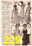 1962 Montgomery Ward Spring Summer Catalog, Page 229