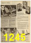 1965 Sears Spring Summer Catalog, Page 1245