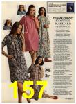 1972 Sears Fall Winter Catalog, Page 157