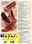 1982 Sears Fall Winter Catalog, Page 269