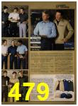 1984 Sears Spring Summer Catalog, Page 479
