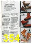 1988 Sears Fall Winter Catalog, Page 354