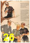 1964 Sears Spring Summer Catalog, Page 26