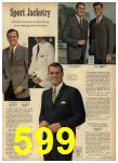 1962 Sears Spring Summer Catalog, Page 599