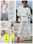 1988 Sears Spring Summer Catalog, Page 87