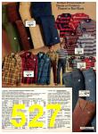 1978 Sears Fall Winter Catalog, Page 527